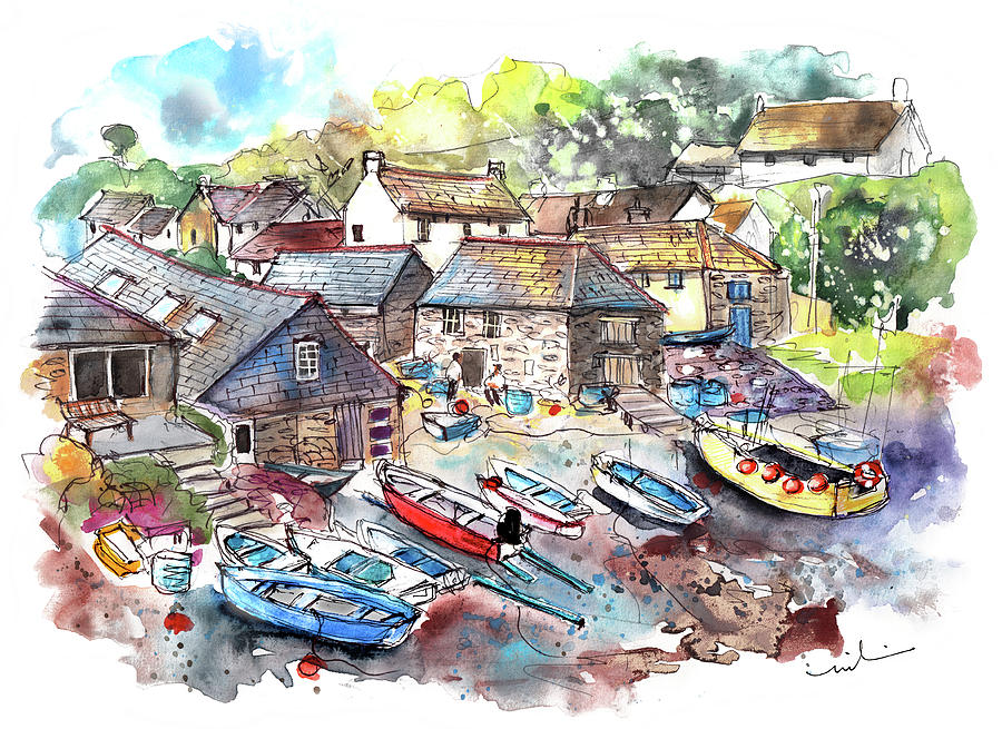 Cadgwith 06 by Miki De Goodaboom