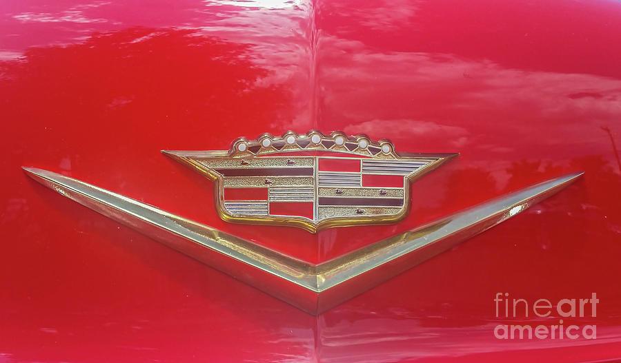 Cadillac Emblem by Tony Baca