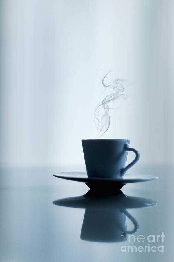 Caffeine Blues Photograph