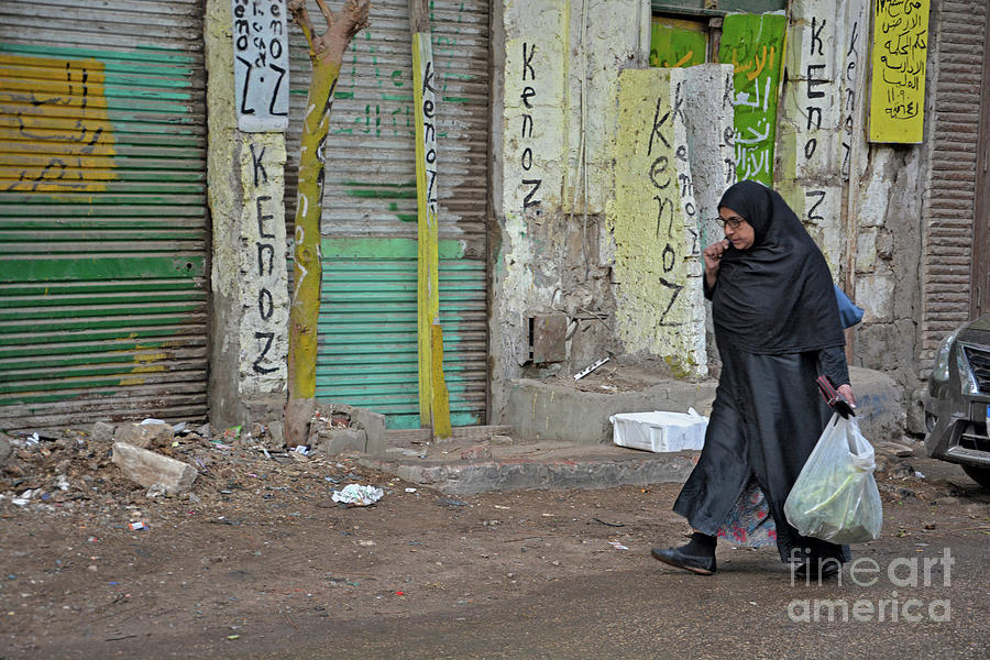 Cairo Woman by Andrea Simon