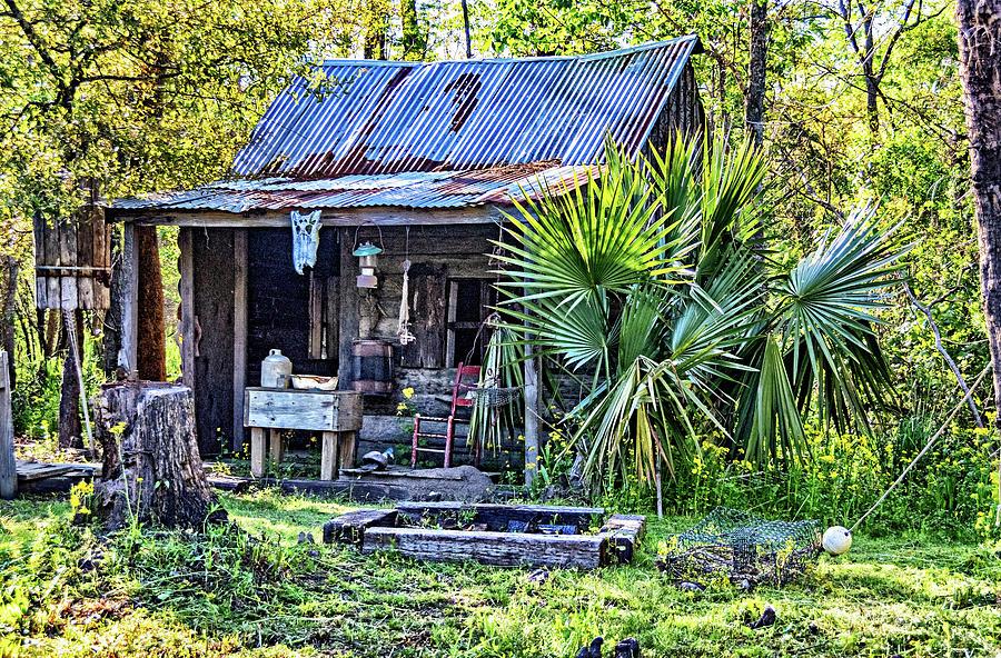 Cajun Cabin 2 Photograph