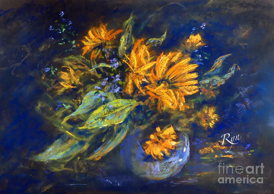Calendula by Ryn Shell