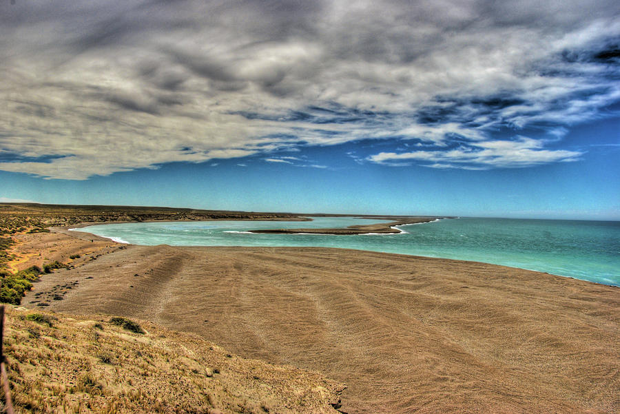 Caleta Valdés, Patagonia Argentina Photograph by Juan Carlos Ruiz San Millán, Santander, Spain