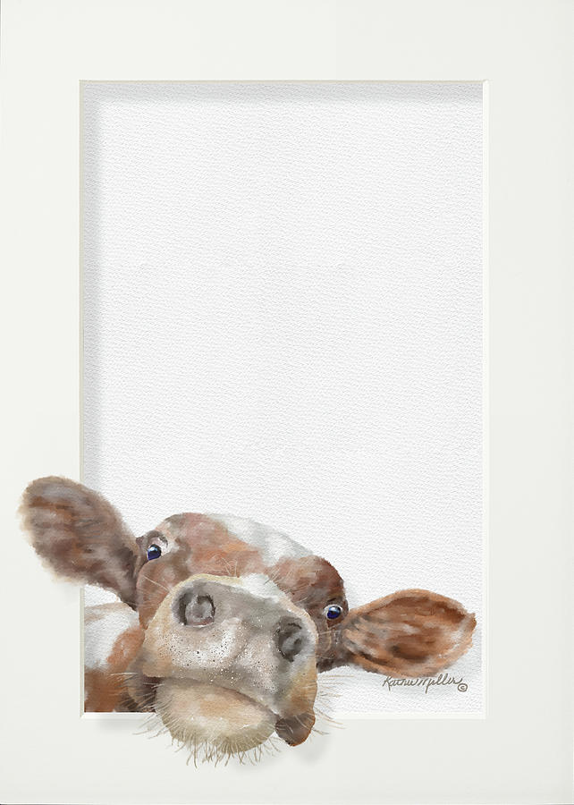 Calf by Kathie Miller