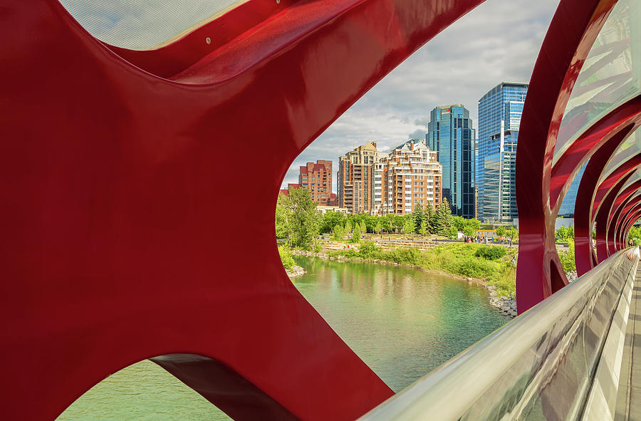 Calgary structures by Jonathan Nguyen