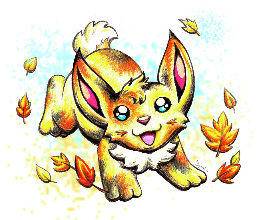 Calico Critter by Sipporah Art and Illustration
