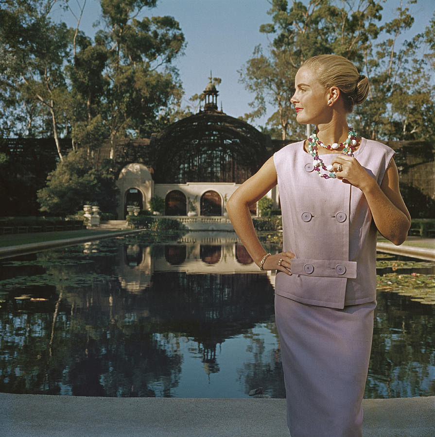 California Fashion Photograph by Slim Aarons