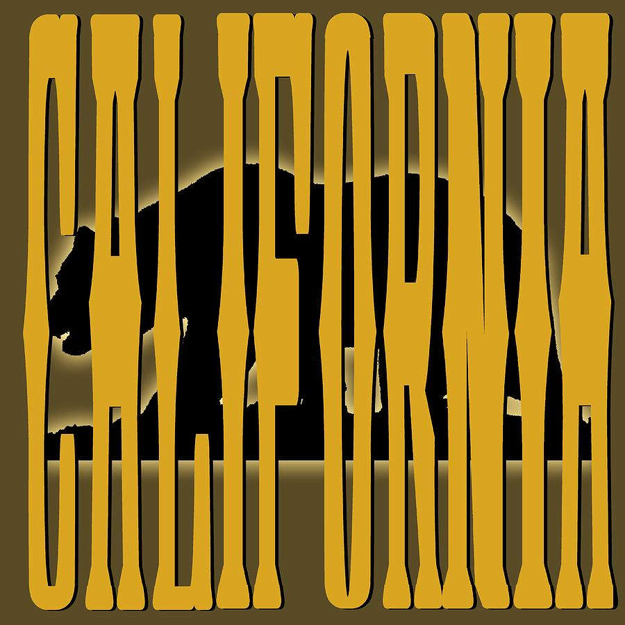 CALIFORNIA  by Gravityx9 Designs