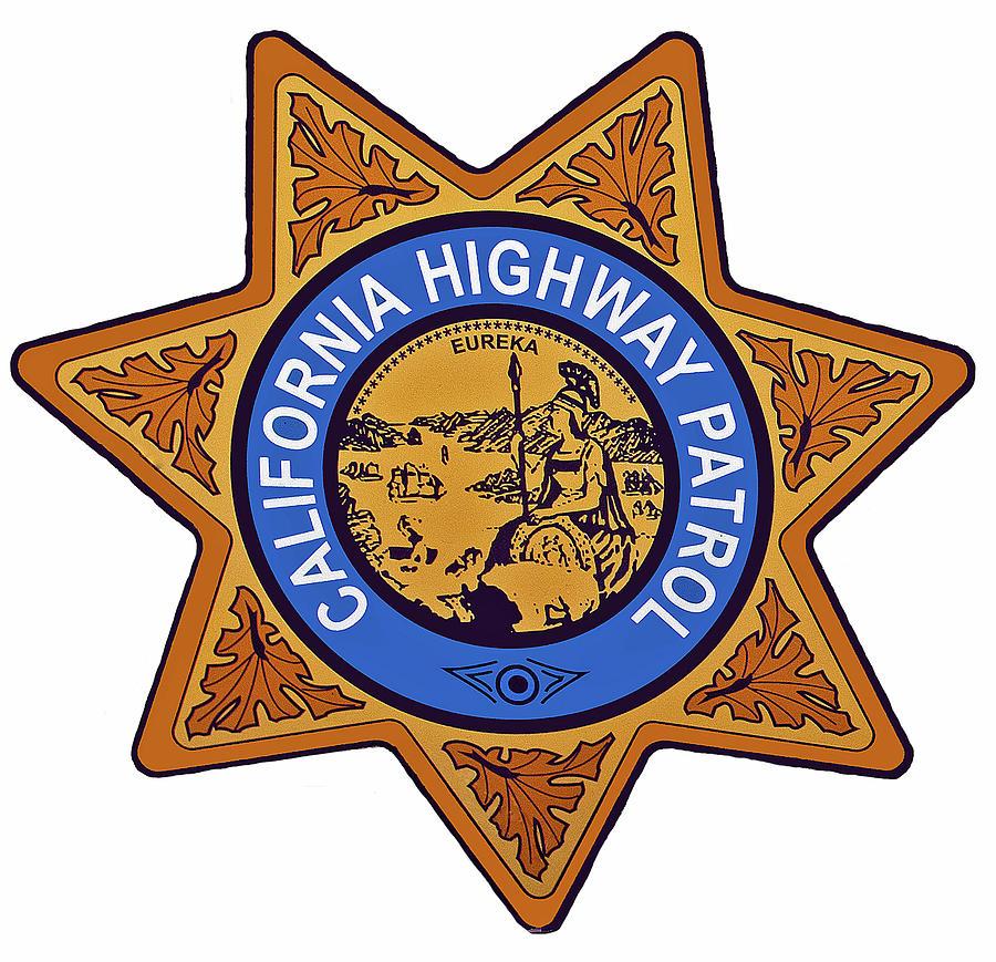 California Highway Patrol by Tikvah's Hope