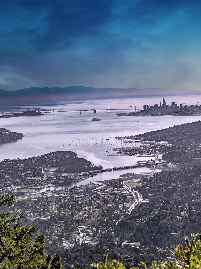 California Photograph - Goodnight California by Betsy Knapp