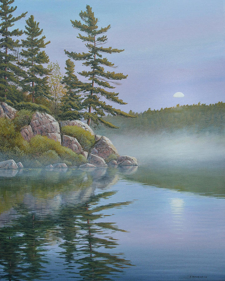 Calm Reflection by Jake Vandenbrink