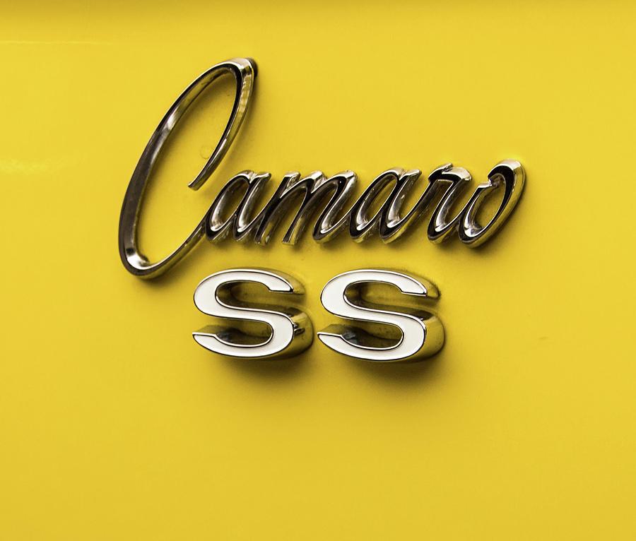 Camaro SS by Ron Roberts
