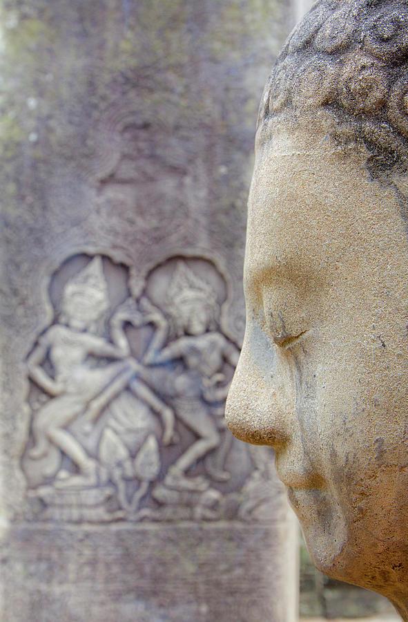 Camboya Photograph by Luismix