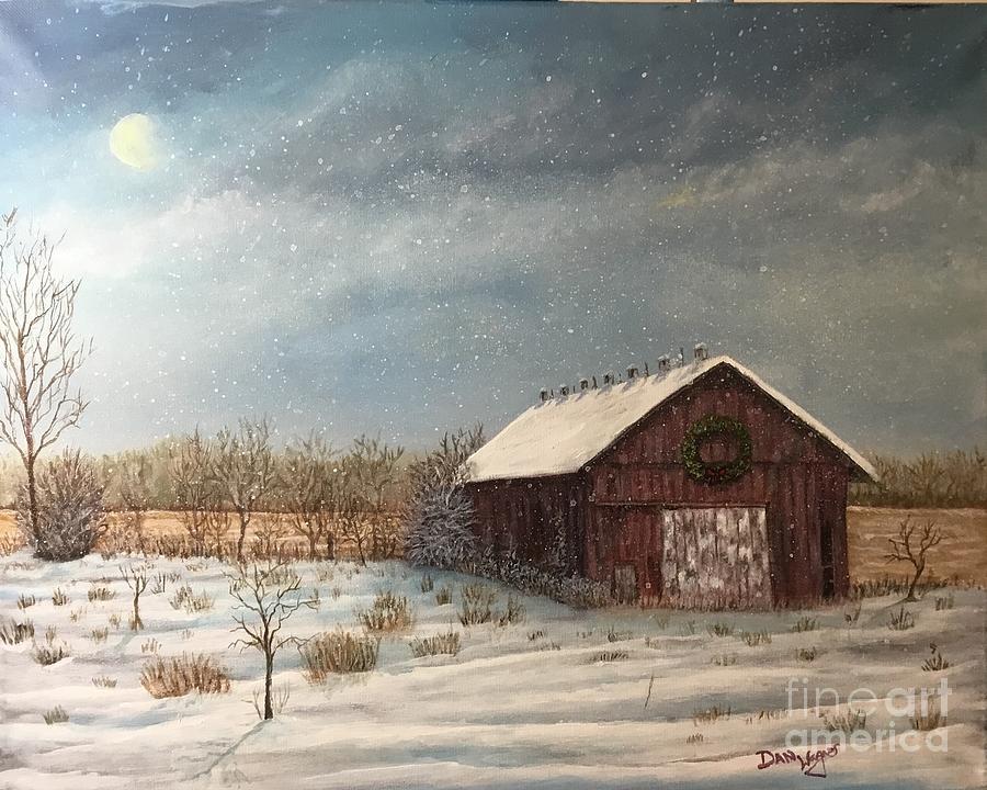 Cambridge Christmas by Dan Wagner