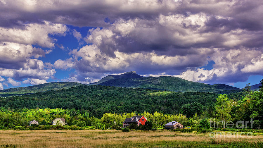 Camels Hump by New England Photography