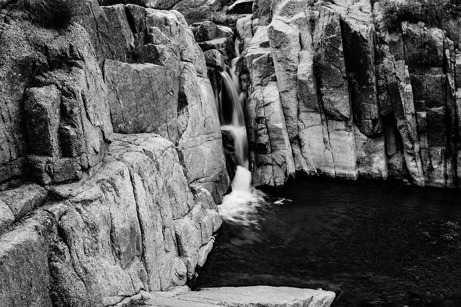 Camp Creek Falls 2 by Juliana Swenson
