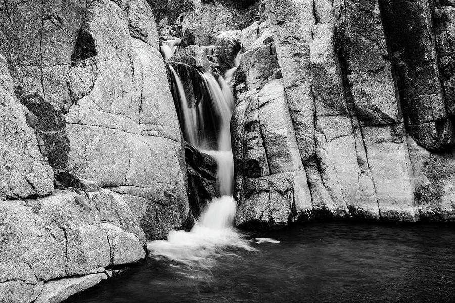 Camp Creek Falls by Juliana Swenson