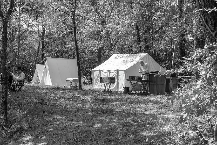 Camp Life by Sharon Popek