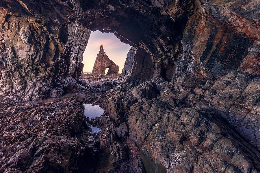 Cave Photograph - Campiecho´s Cave by Iván Ferrero