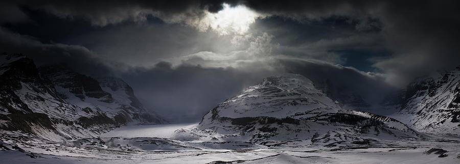 Canada, Jasper National Park, Columbia Photograph by Jeremy Walker