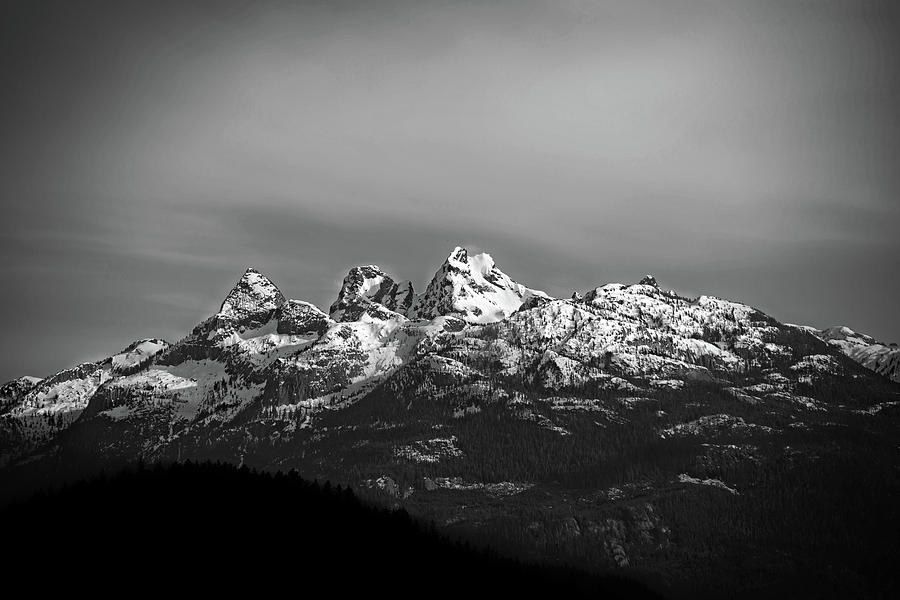 Canadian Rockies by Eric Wiles