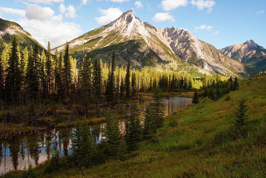 Canadian Rockies by Yuri San