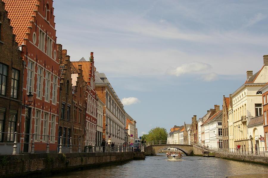 Canal Photograph by By Johan Krijgsman, The Netherlands