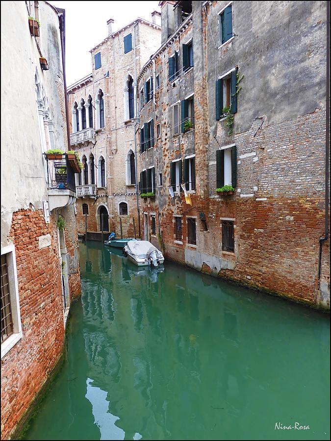 Canal by Nina-Rosa Duddy