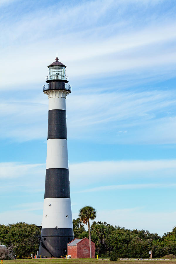 Canaveral Light by Gordon Elwell