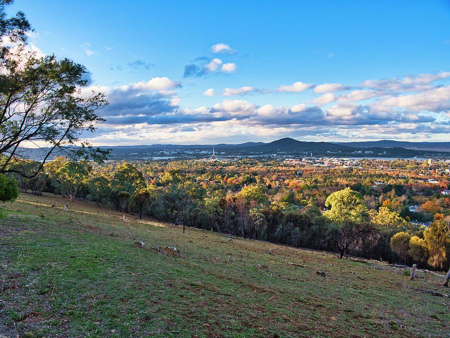 Canberra Autumn 1 - Australia by Steven Ralser