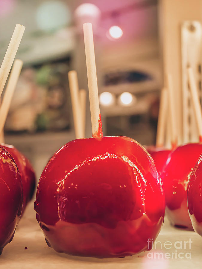 Candy Apple Red by Colleen Kammerer