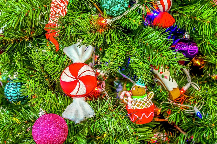 Candy Christmas by Robert Wilder Jr