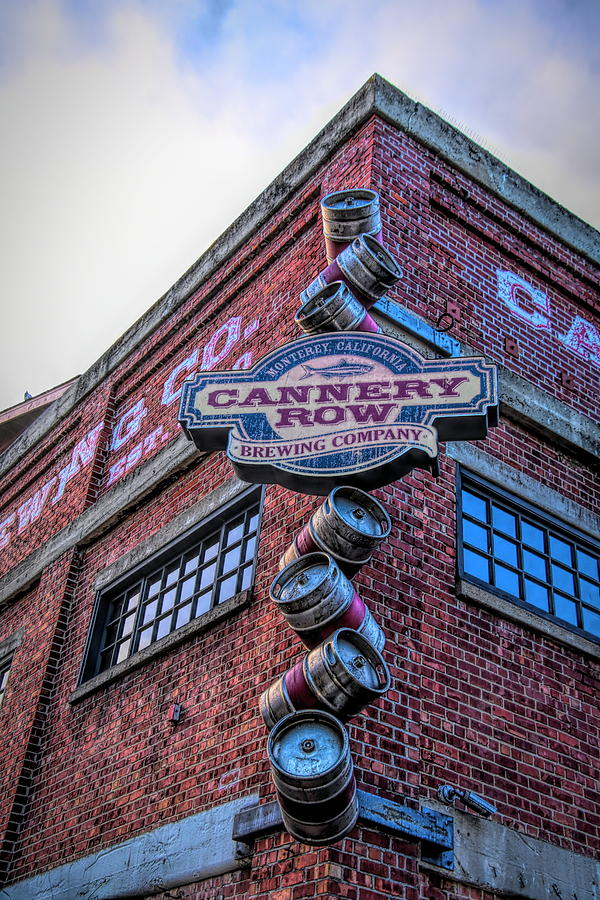 Cannery Row Brewing Company by Floyd Snyder