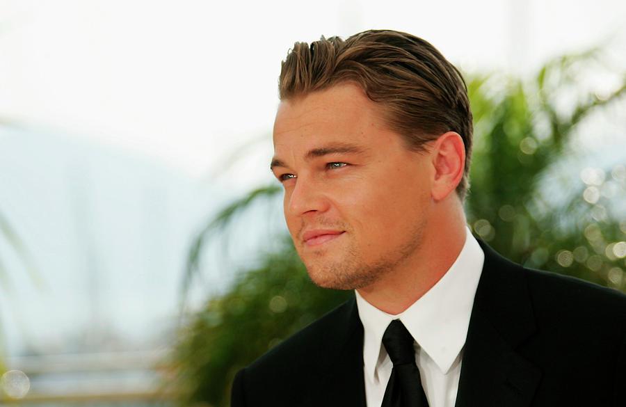 Cannes - Leonardo Di Caprio - Photocall Photograph by Sean Gallup