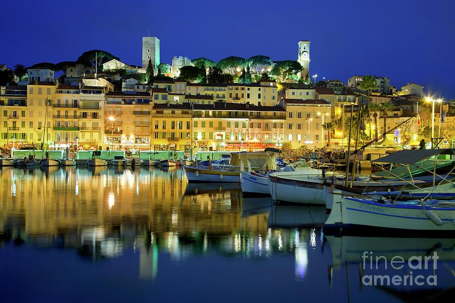 Cannes, Old Town, Le Suquet Photograph by Sylvain Sonnet