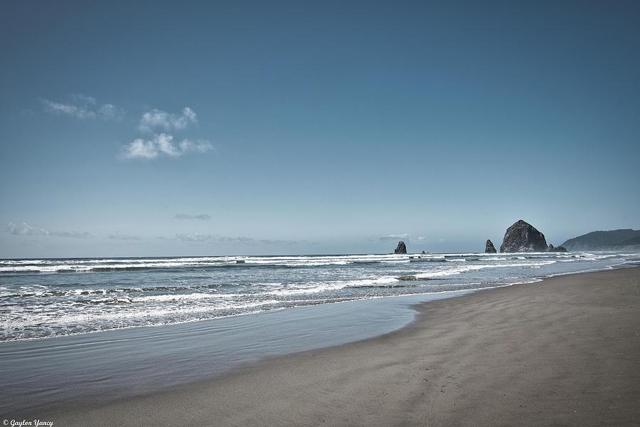 Cannon Beach, Oregon by Gaylon Yancy