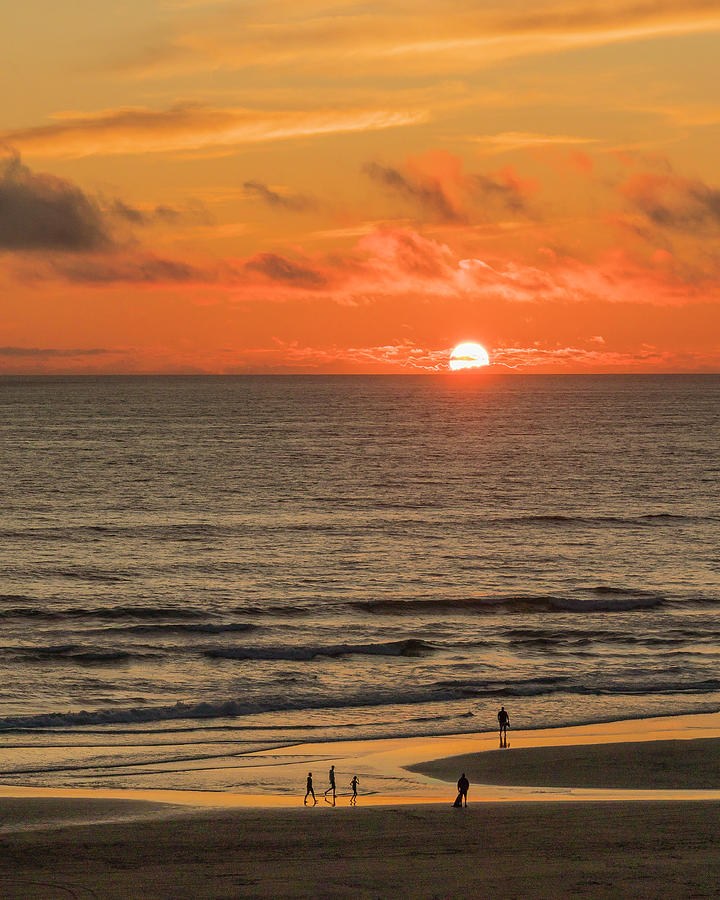 Cannon Beach Sunset 2 by Mark Mille