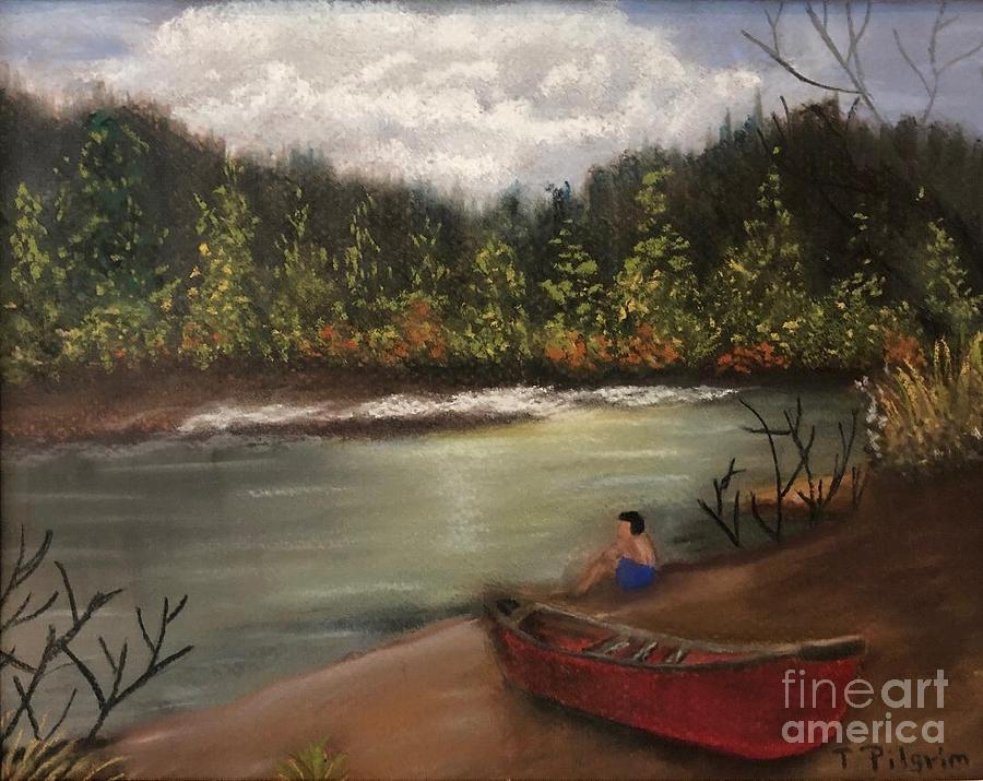 Canoe Life by Tina Pilgrim