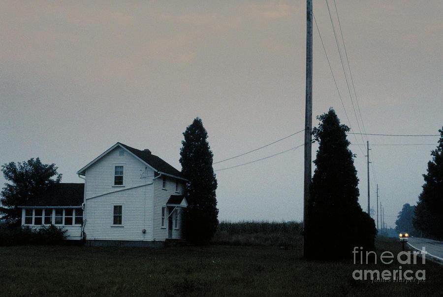 Canon Road Farm House by James Harper