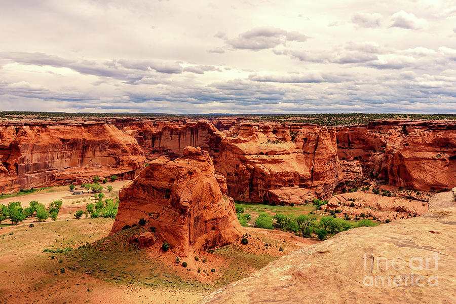 Canyon de Chelly by Cathy Donohoue