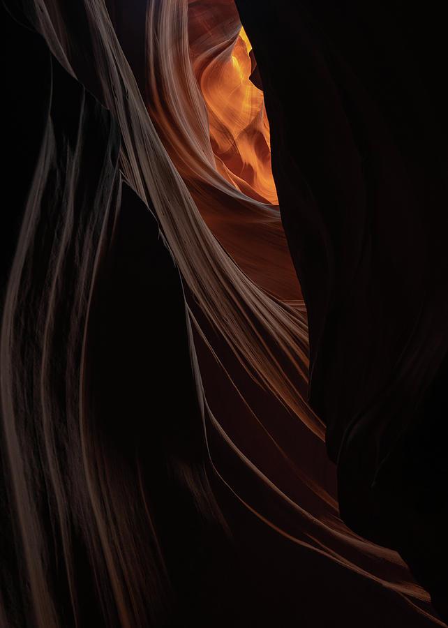 Canyon Light Photograph