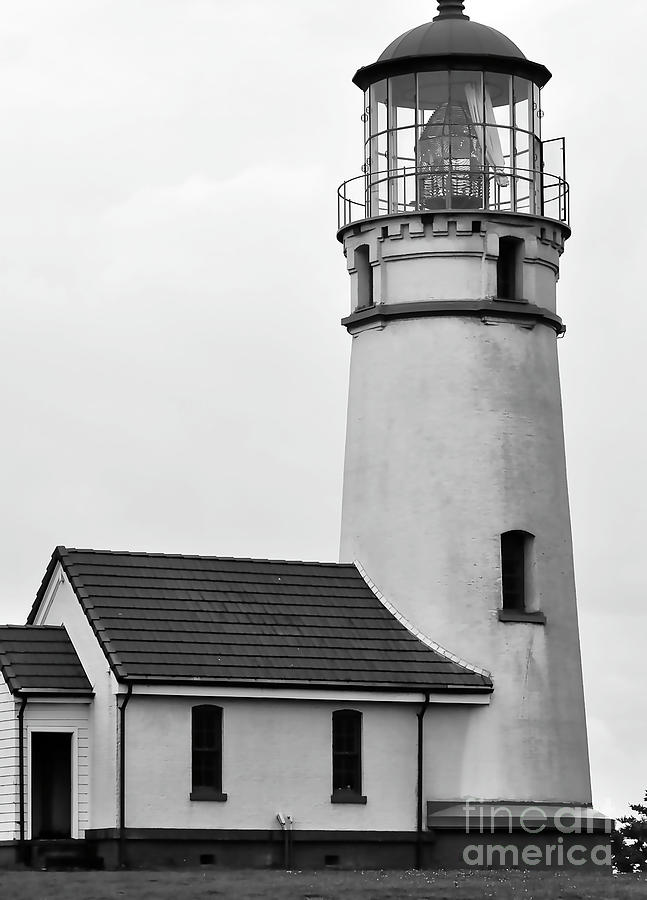 Cape Blanco Lighthouse by Kirt Tisdale