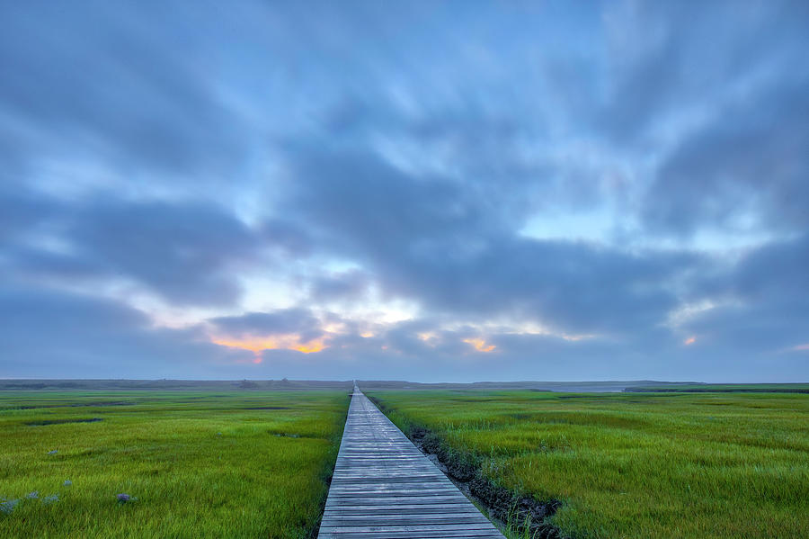 Cape Cod Calmness by Juergen Roth
