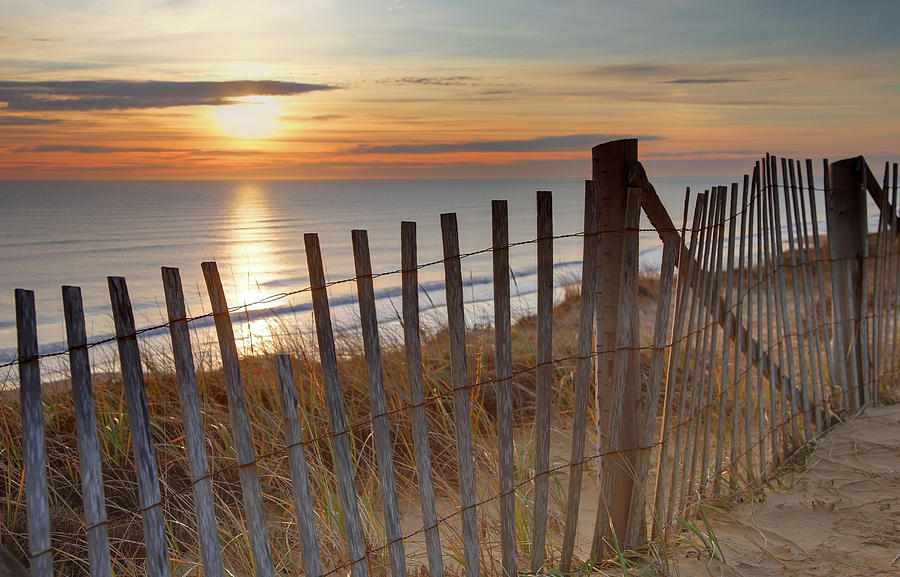Cape Cod National Seashore Photograph by Denistangneyjr