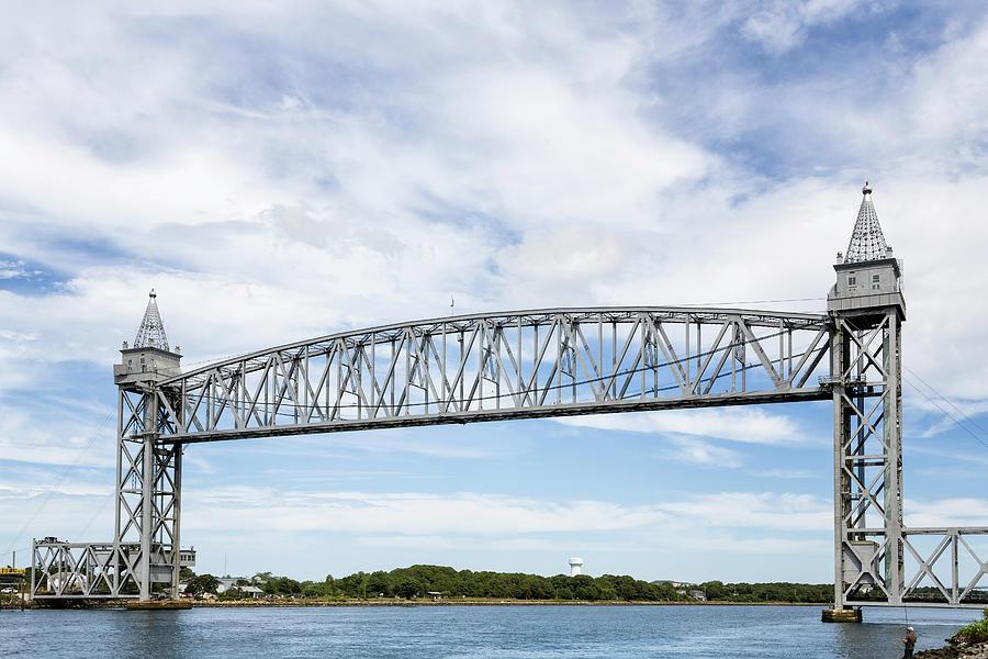Cape Cod Railroad Bridge by Fran Gallogly