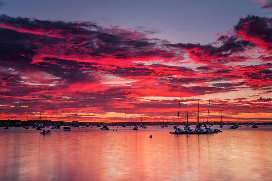Cape Cod Sunrise by Fran Gallogly
