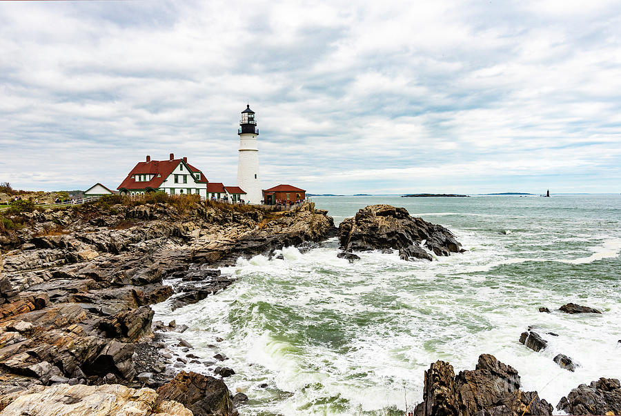Cape Elizabeth by Anthony Baatz