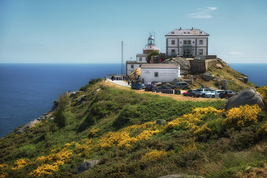 Cape Finisterre lighthouse - The end of the earth by RicardMN Photography