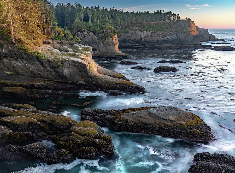 Cape Flattery by Ed Clark