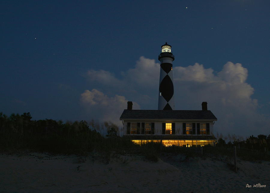 Cape Lookout Evening by Dan Williams